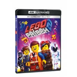 Blu-ray LEGO příběh 2, UHD + BD, CZ dabing