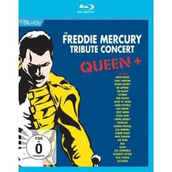 Blu-ray Queen - Freddie Mercury Tribute Concert, Eagle Vision, 2013
