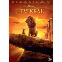 DVD Leví kráľ (2019), SK dabing