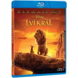 Blu-ray Lví král (2019), BD, CZ dabing