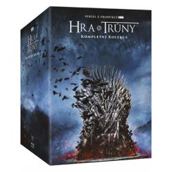 Blu-ray Hra o trůny kolekce 1. - 8. série, 36BD, CZ dabing