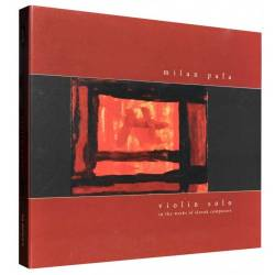 CD/DVD Audio 5 kanál Milan Pala – Violin Solo 2, 2CD