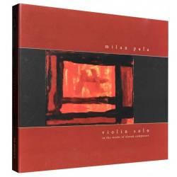 CD/DVD Audio 5 kanál Milan Pala – Violin Solo 2, 2CD