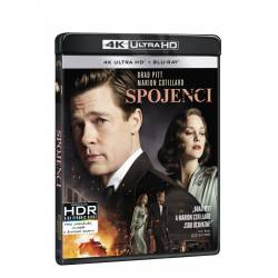 Blu-ray Spojenci, UHD + BD, CZ dabing