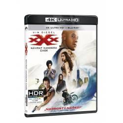 Blu-ray xXx: Návrat Xandera Cage, UHD + BD, CZ dabing