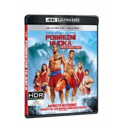 Blu-ray Pobrežní hlídka, UHD + BD, CZ dabing