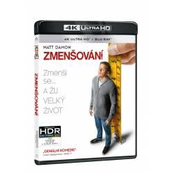 Blu-ray Zmenšování, UHD + BD, CZ dabing