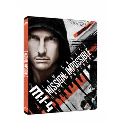 Blu-ray Mission Impossible: Ghost Protocol (steelbook), UHD + BD, CZ dabing