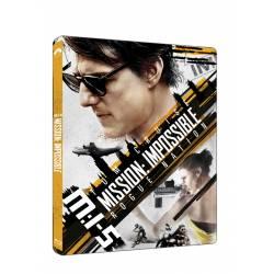 Blu-ray Mission Impossible: Národ grázlů (steelbook), UHD + BD, CZ dabing