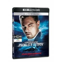 Blu-ray Prokletý ostrov, UHD + BD, CZ dabing