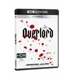 Blu-ray Overlord, UHD, CZ dabing