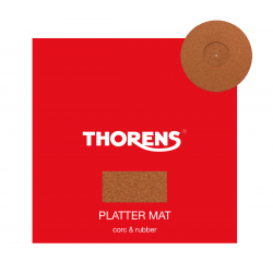 Podložka Thorens DM207 Cork + Rubber non static