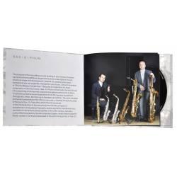 CD/FLAC 5 kanál Sax-o-phun