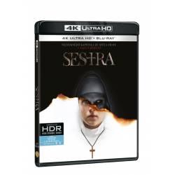 Blu-ray Sestra, UHD + BD, CZ dabing