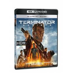 Blu-ray Terminator: Genisys, UHD + BD, CZ dabing