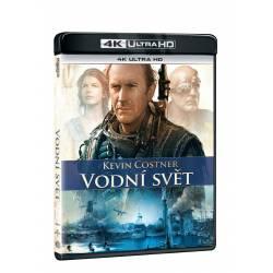 Blu-ray Vodní svět, UHD + BD, CZ dabing