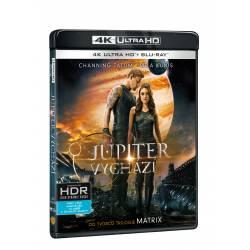 Blu-ray Jupiter vychází, UHD + BD, CZ dabing