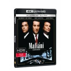 Blu-ray Mafiáni, UHD + BD, CZ dabing