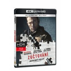 Blu-ray Zúčtování, UHD + BD, CZ dabing