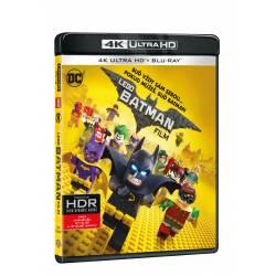 Blu-ray LEGO Batman, UHD + BD, CZ dabing
