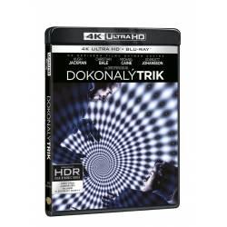 Blu-ray Dokonalý trik, UHD + BD + bonus disk, CZ dabing