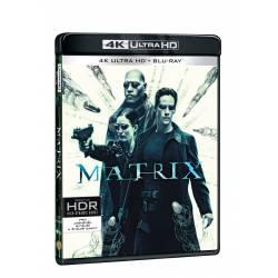 Blu-ray Matrix, UHD + BD + bonus disk, CZ dabing