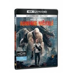 Blu-ray Rampage: Ničitelé, UHD + BD, CZ dabing