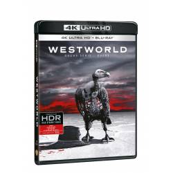 Blu-ray Westworld 2. série 3BD, UHD, CZ dabing