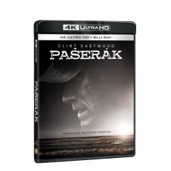 Blu-ray Pašerák, UHD + BD, CZ dabing