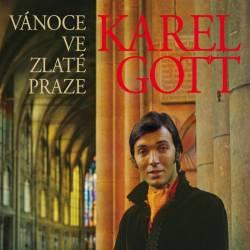 Vinyl Karel Gott - Vánoce ve zlaté Praze