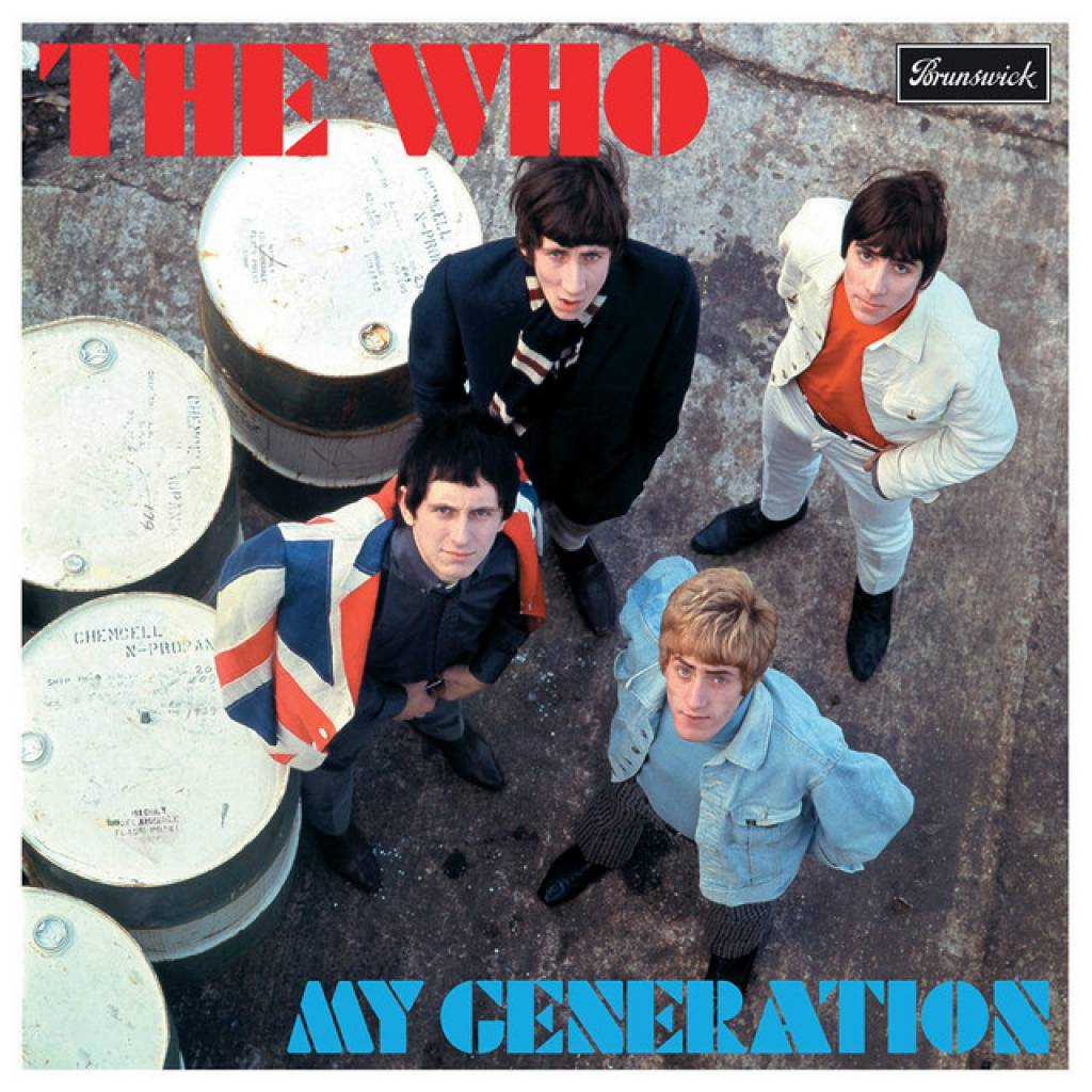 Vinyl Who - My Generation, Polydor, 2015, Mono