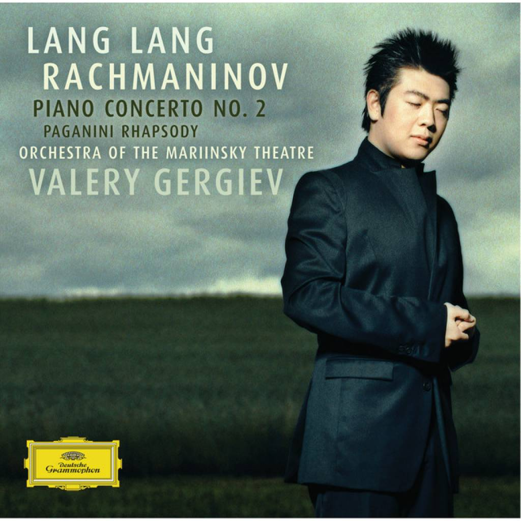 Vinyl Lang Lang - Rachmaninov Piano Concerto No. 2 in C Minor Op. 18, Deutsche Grammophon, 2017, 2LP
