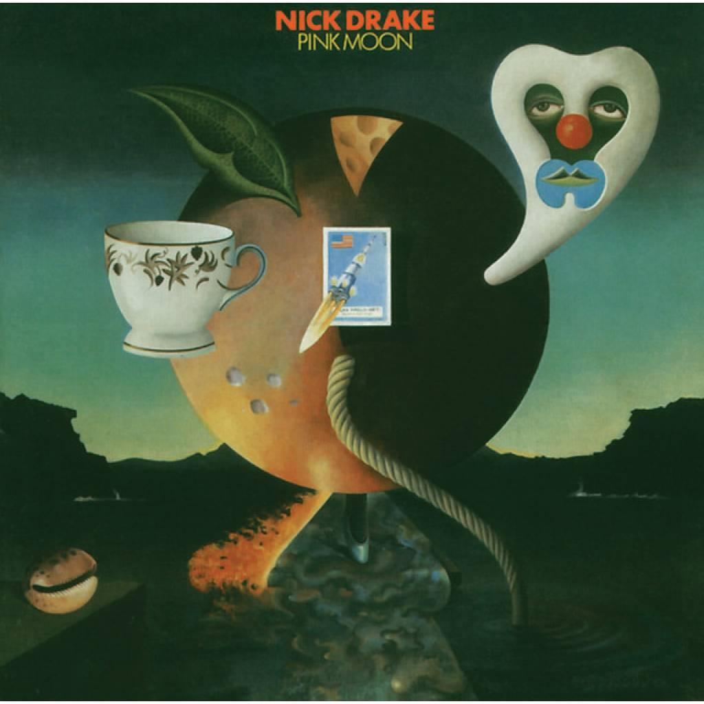 Vinyl Nick Drake - Pink Moon, Island, 2017, 180g
