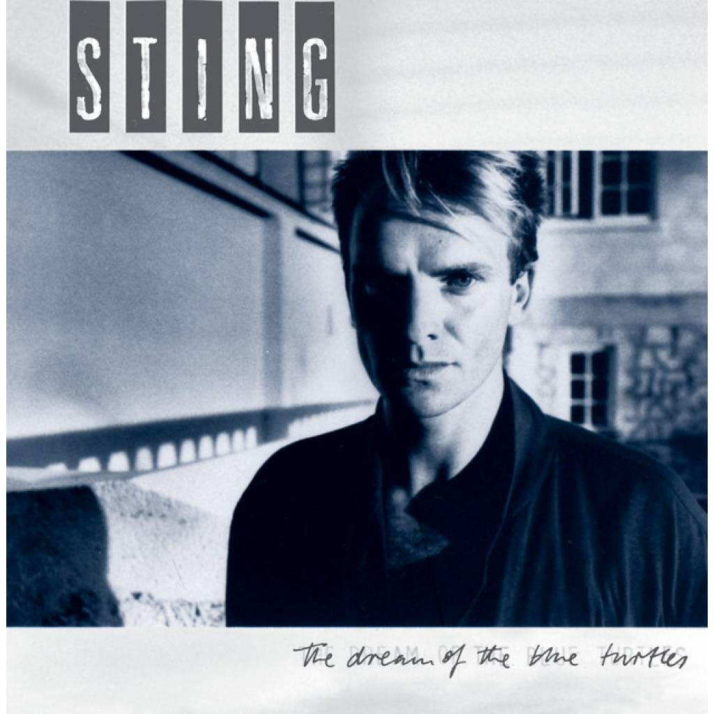Vinyl Sting - Dream of the Blue Turtles, A&M, 2016, 180g