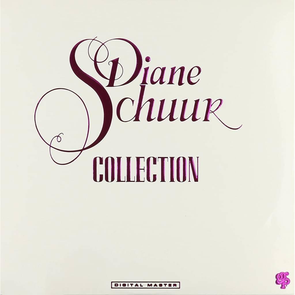 Vinyl Diane Schuur - Collection, GRP, 2013, USA vydanie
