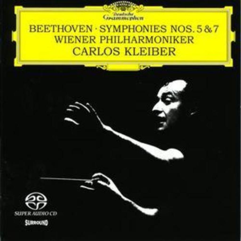SACD Beethoven - Symphonies No. 5 & 7, Deutsche Grammophon, 2003