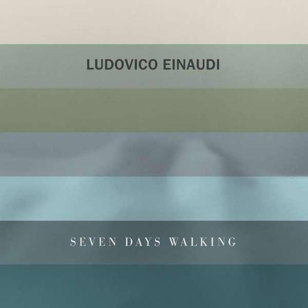 CD Ludovico Einaudi - Seven Days Walking, Decca, 2020, 7CD, limitovaná edícia