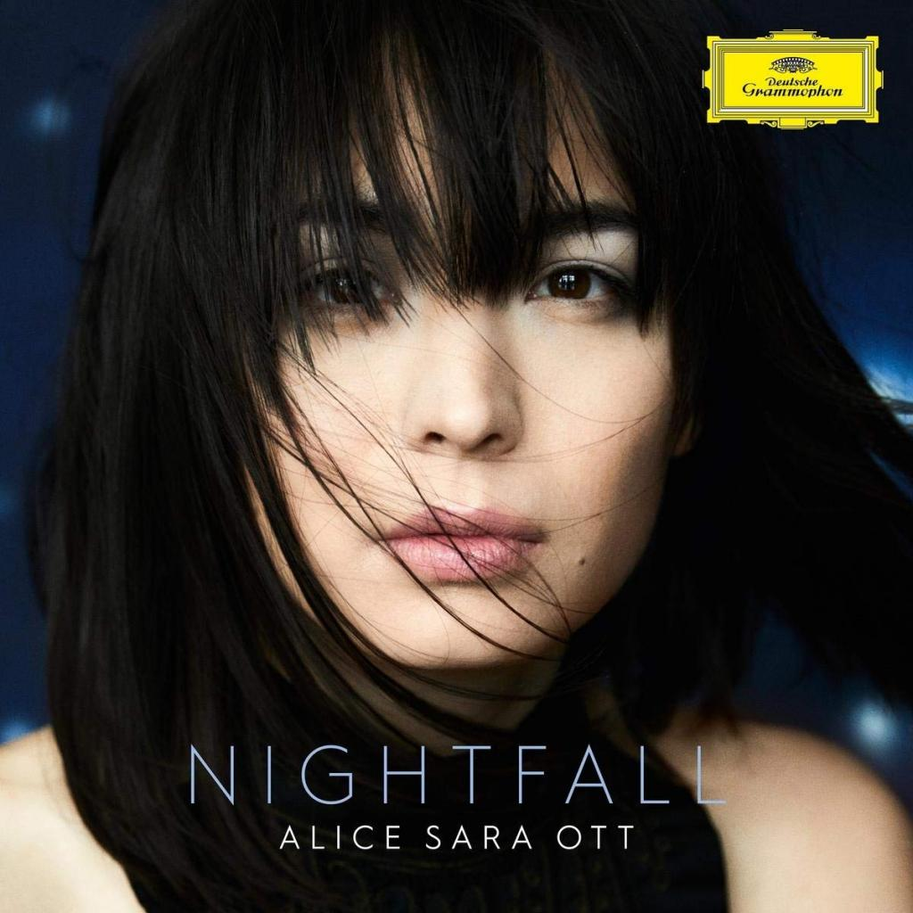 CD Alice Sara Ott - Nightfall, Deutsche Gramophon, 2018