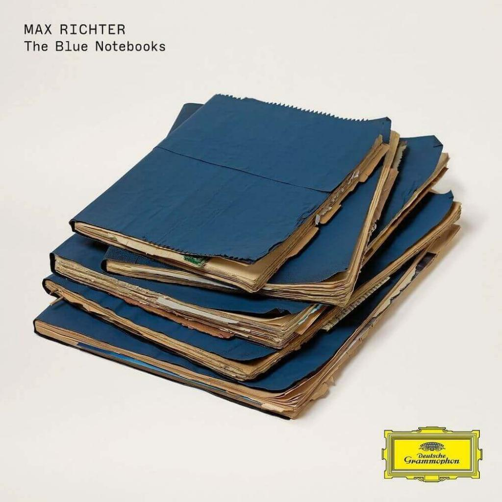 Vinyl Max Richter - Blue Notebooks, Deutsche Gramophon, 2018, 2LP