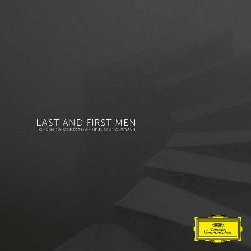 Vinyl/Blu-ray Johann Johannssonn - Last and First Man, Deustche Grammophon, 2020, 2LP + BD