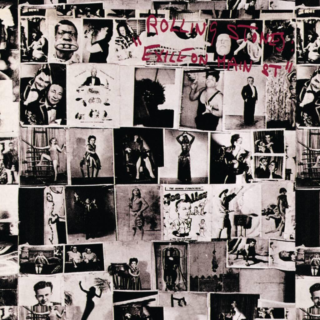Vinyl Rolling Stones - Exile On Main Street, Universal, 2020, 2LP, 180g, Half Speed