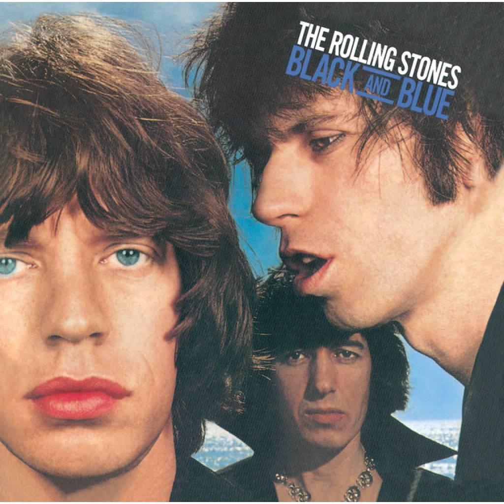 Vinyl Rolling Stones - Black and Blue, Universal, 2020, 180g, Half Speed