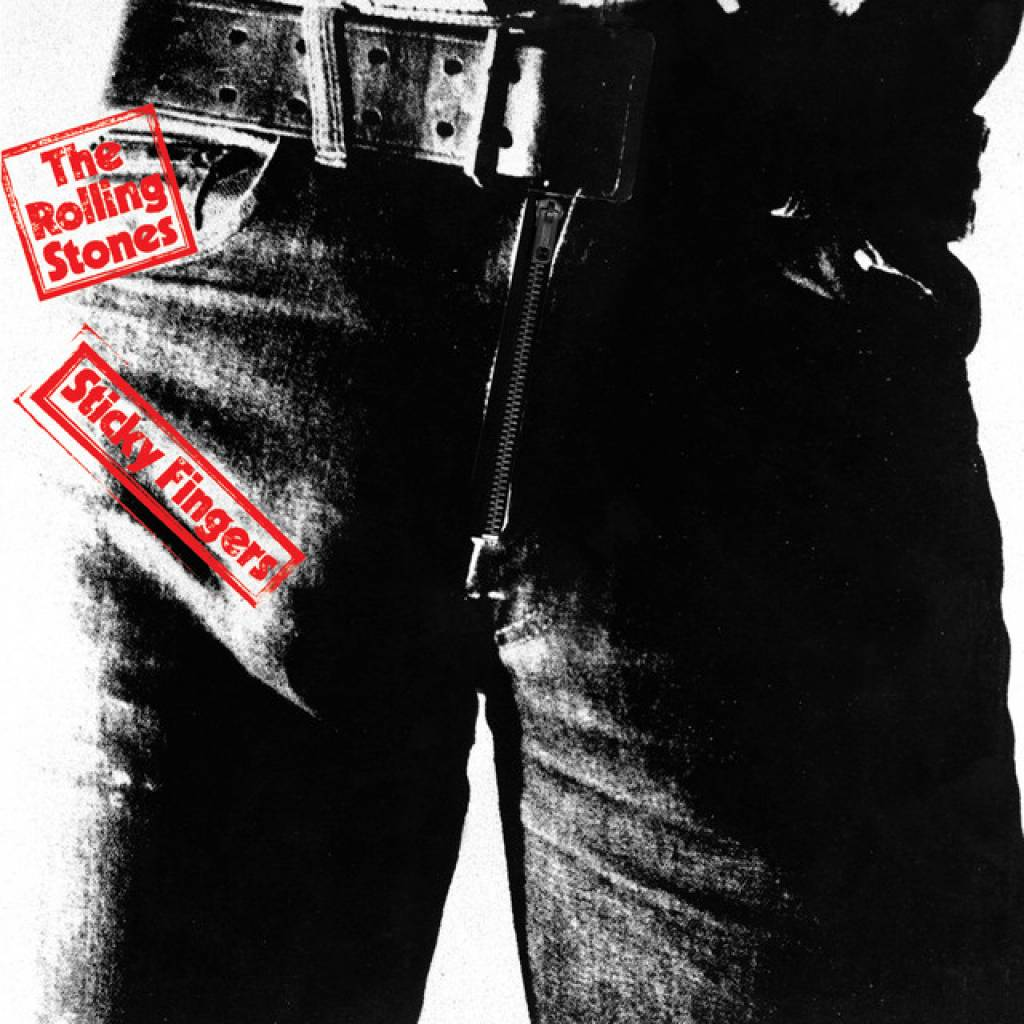 Vinyl Rolling Stones - Sticky Fingers, Universal, 2020, 180g, Half Speed