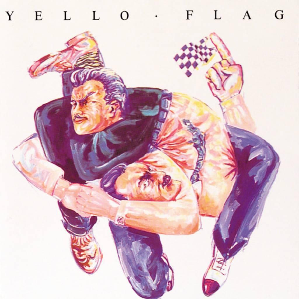 CD Yello – Flag, Mercury, 2005, 3 Bonus Tracks