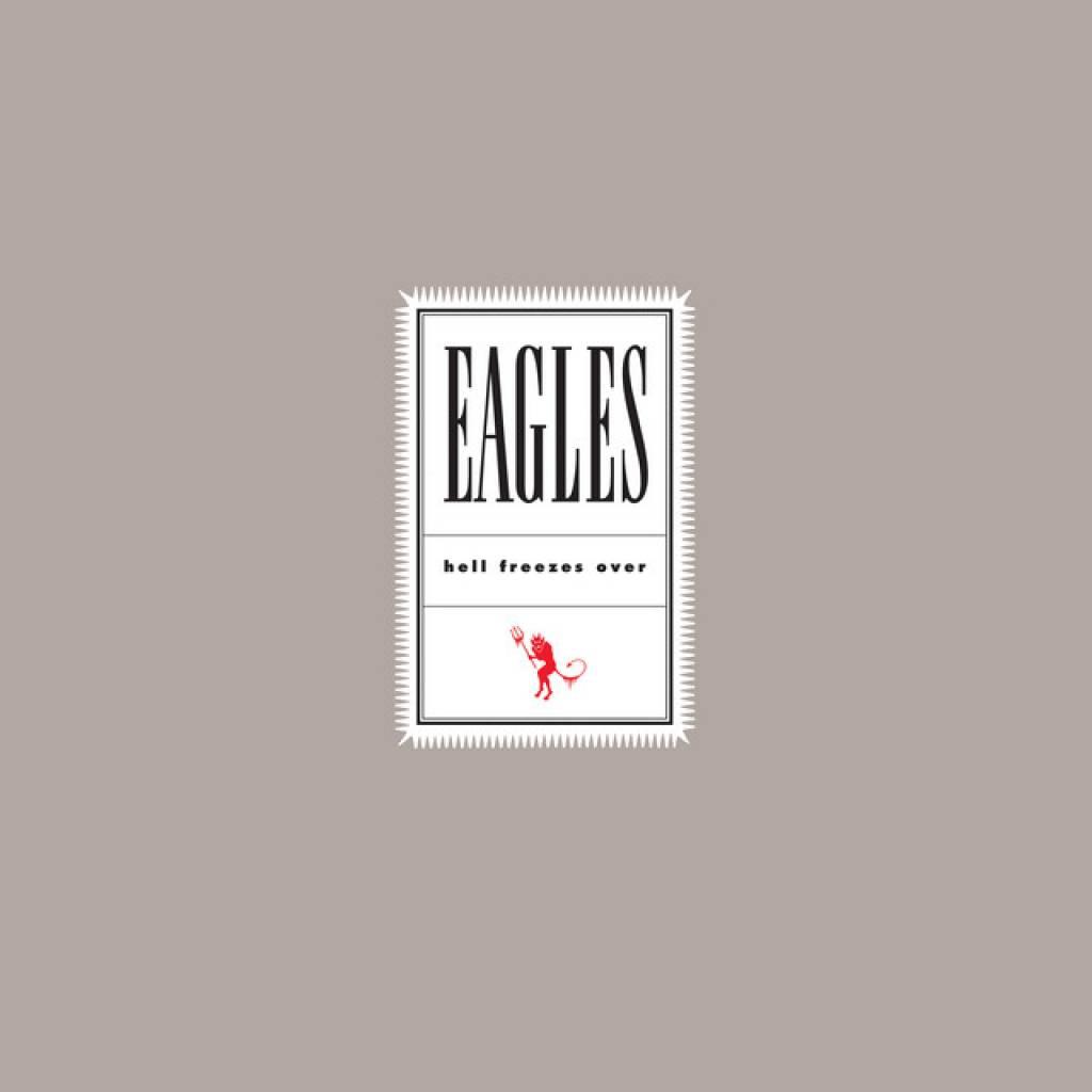 Vinyl Eagles - Hell Freezes Over, Geffen, 2019, 2LP