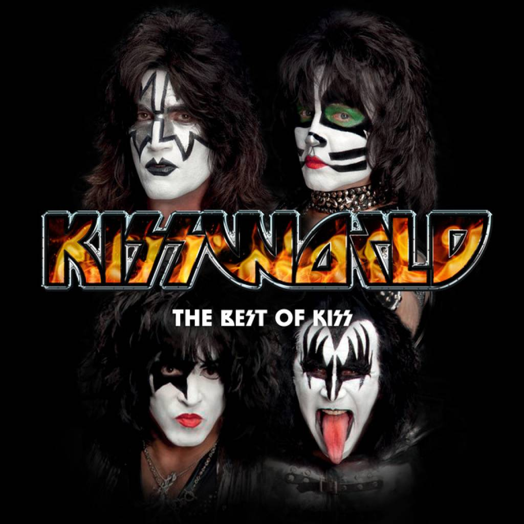 Vinyl Kiss – Kissworld - The Best of Kiss, Universal, 2019, 2LP