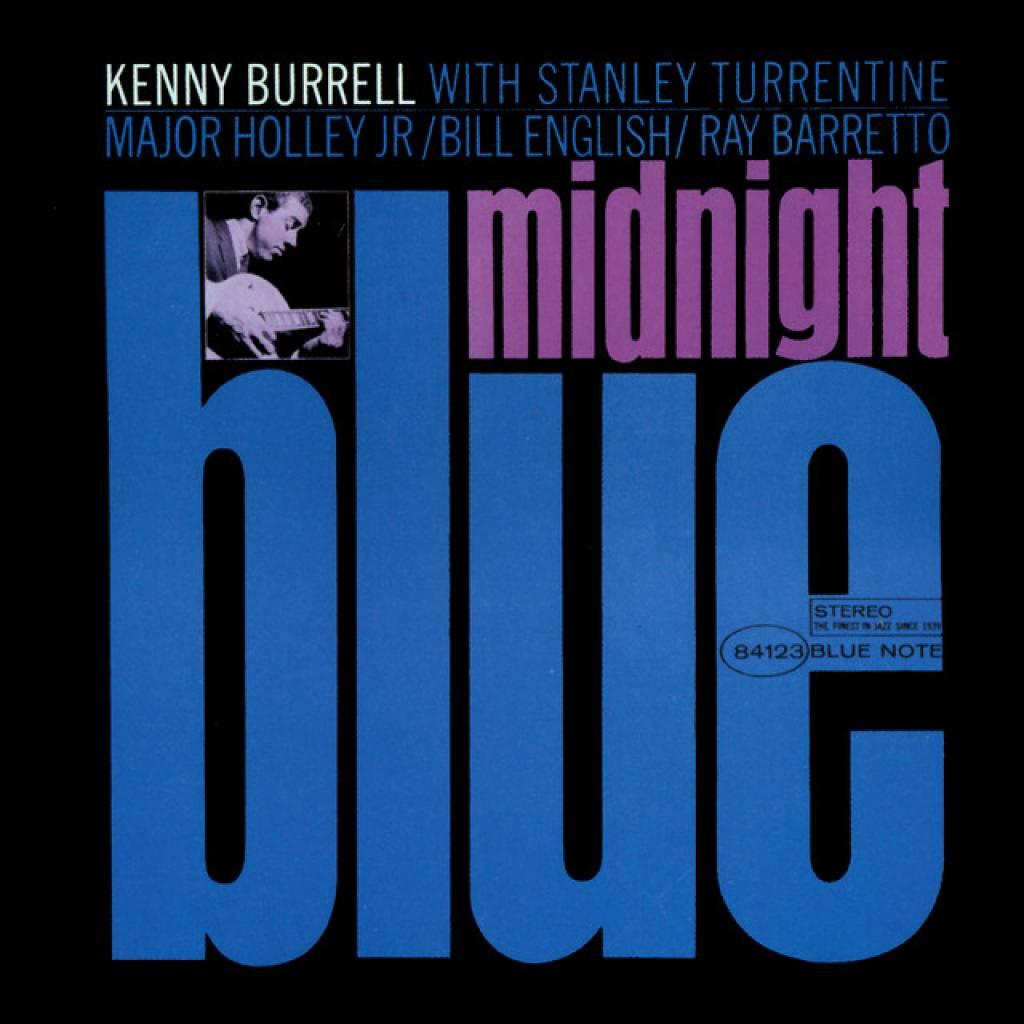 Vinyl Kenny Burrel - Midnight Blue, Blue Note, 2019, 180g