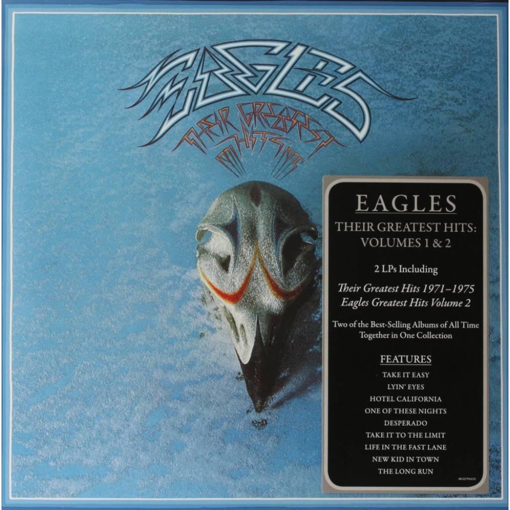 Vinyl Eagles - The Greatest Hits Vol. 1 & 2, Rhino, 2017, 2LP