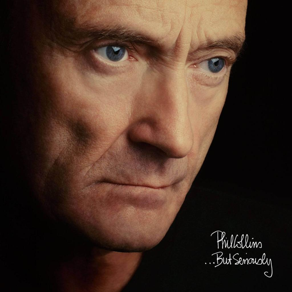 Vinyl Phil Collins - But Seriously, Rhinor, 2016, 2LP