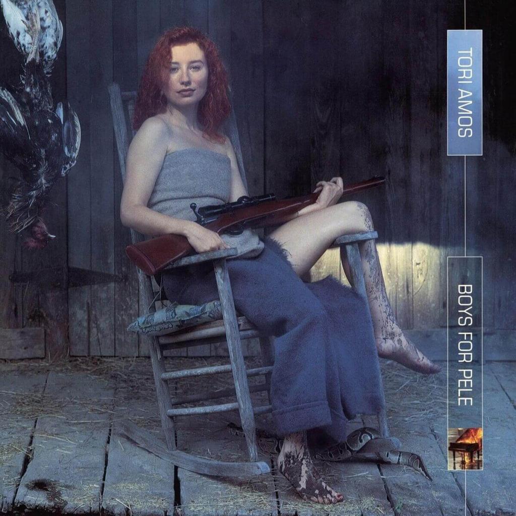 Vinyl Tori Amos - Boys for Pele, Rhino, 2016